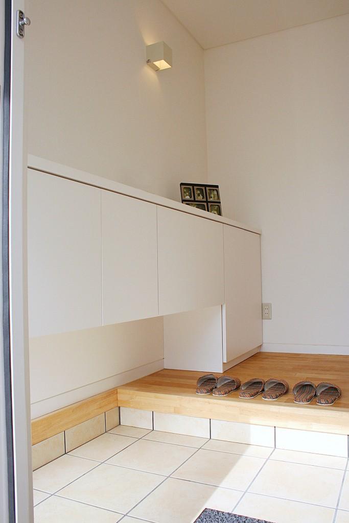 注文住宅で手に入れるオシャレな玄関デザイン