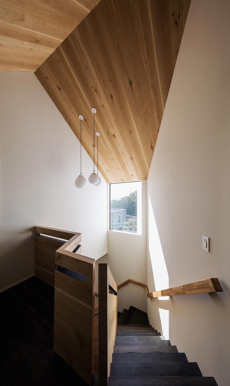 <p> 階段室 </p>