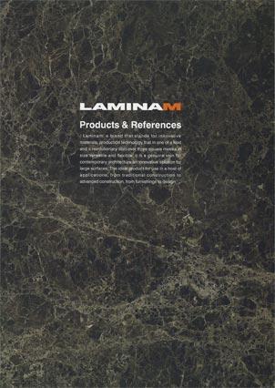 LAMINAMプロダクトカタログ