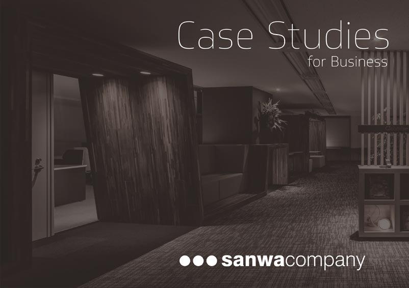 Sanwa Company 商業施設施工事例集