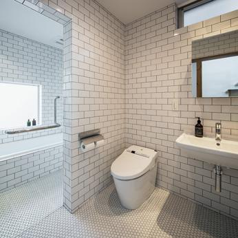 <p> トイレ・浴室 </p>
