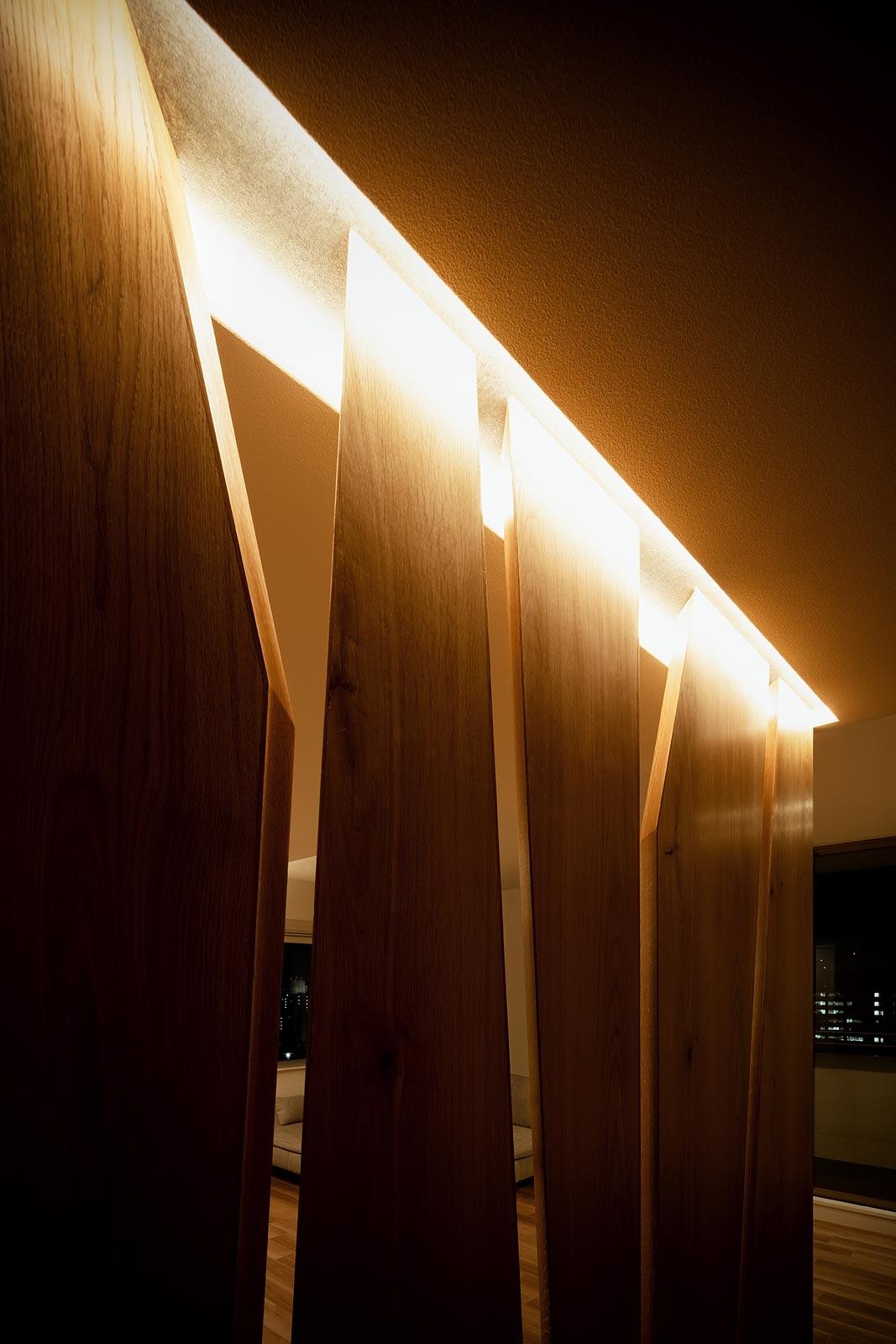 Slit wallの家 Re:・写真