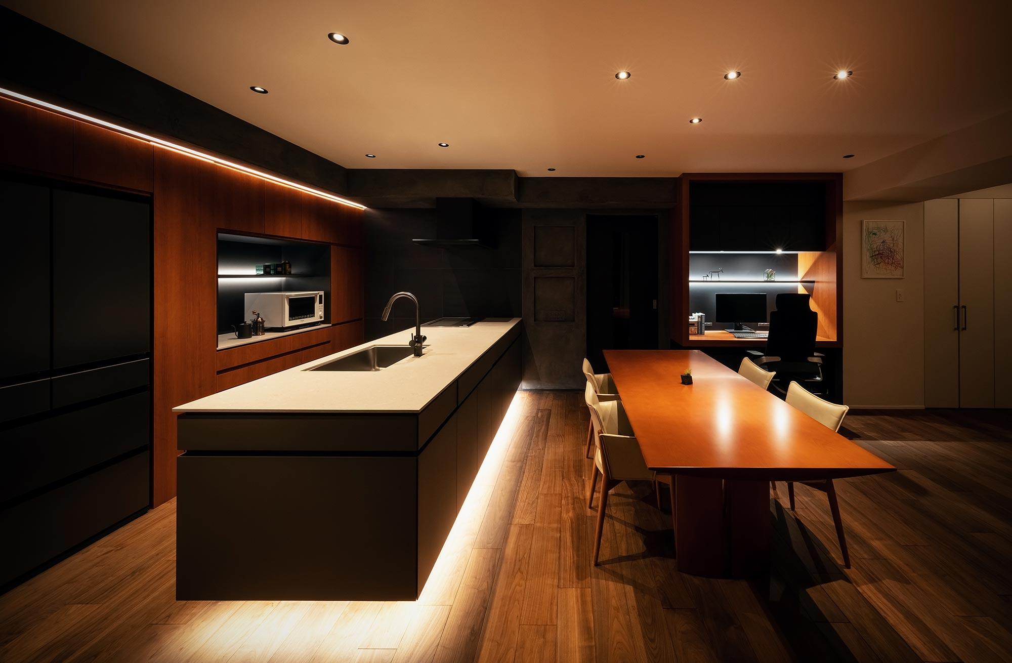 workspace再構築の家 Re:・写真