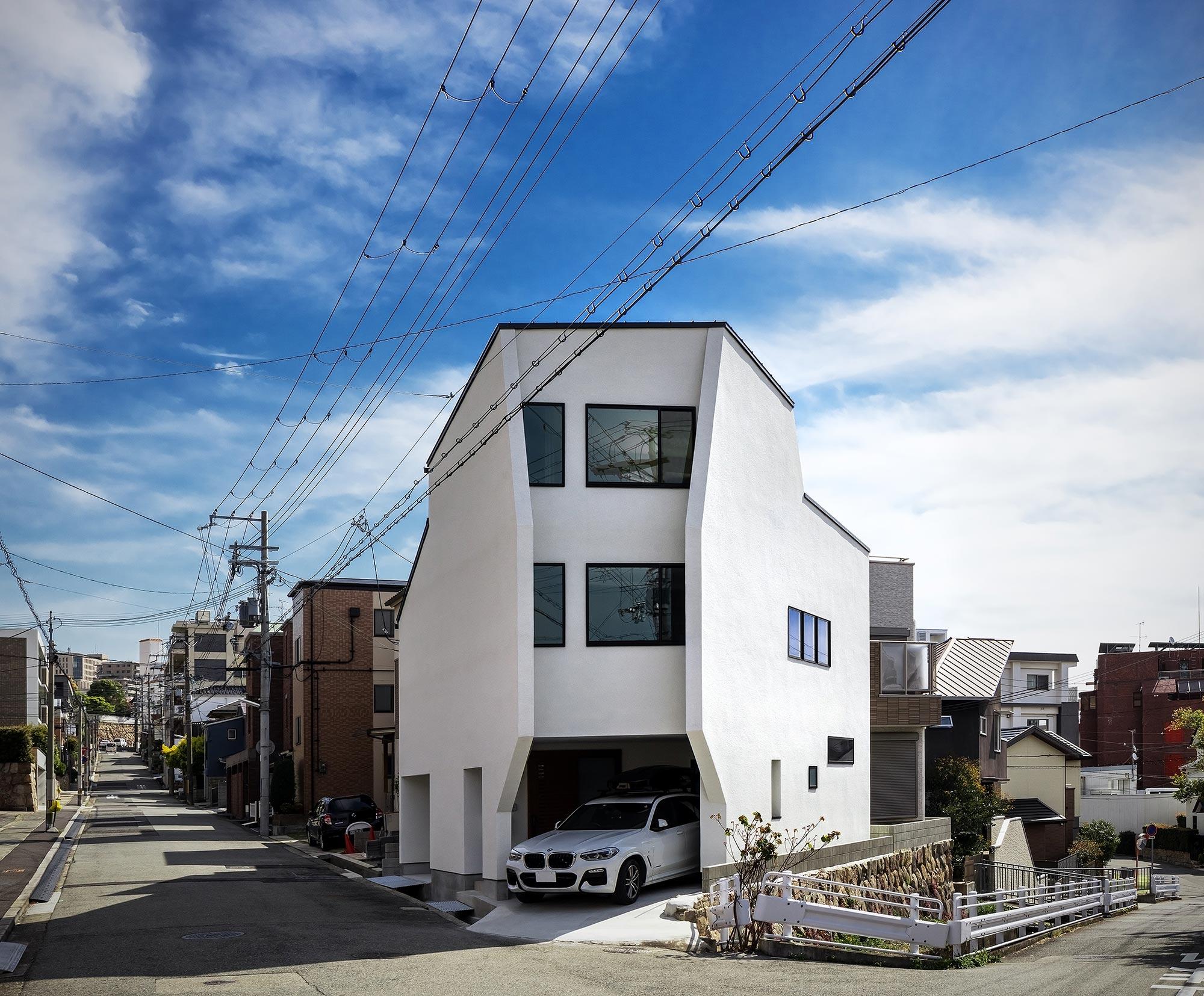 三角形の家