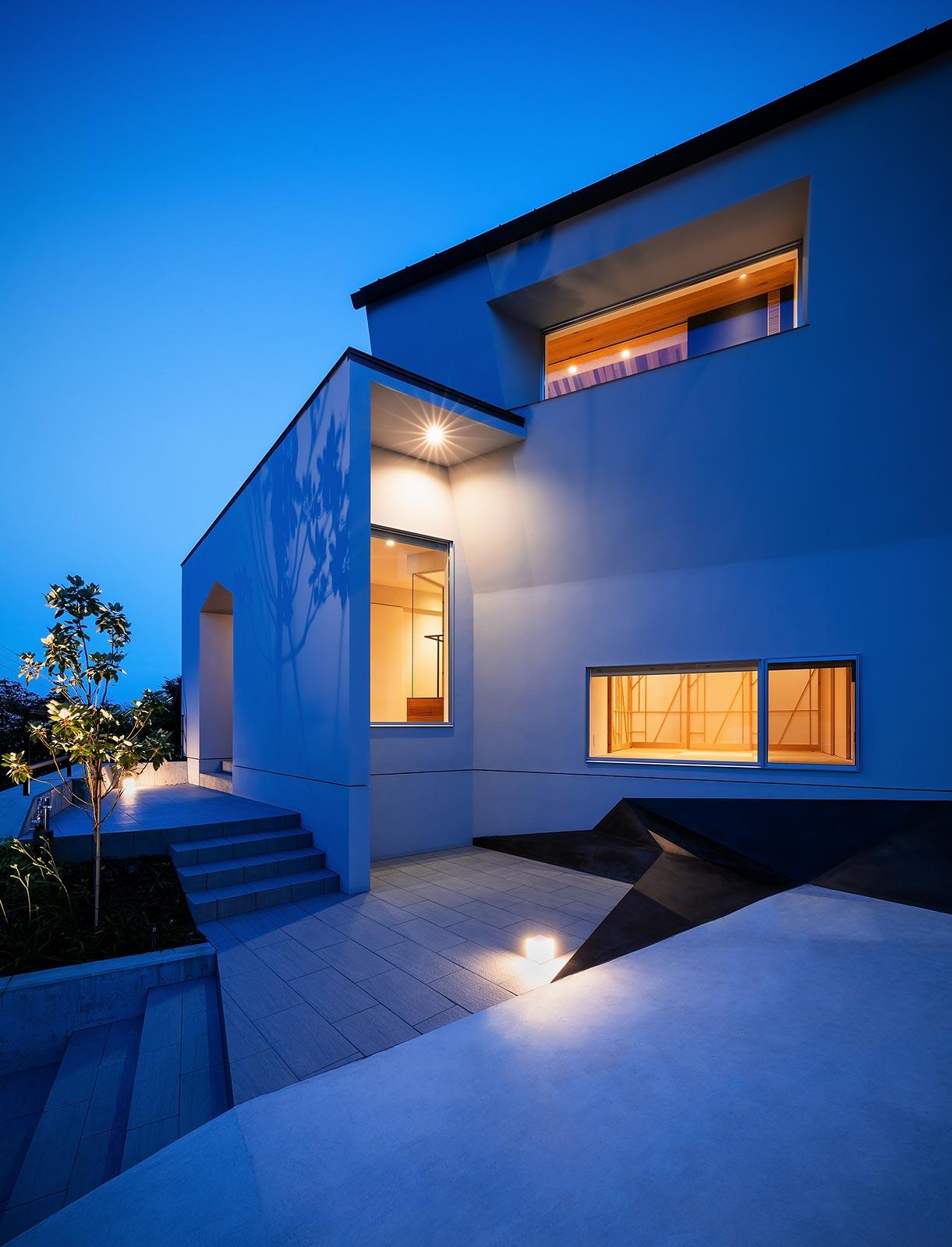 絶景テラスの家:・写真