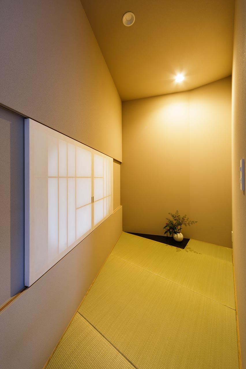 2帖の和室